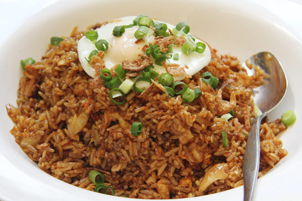 Nasi Goreng (Click for larger image)