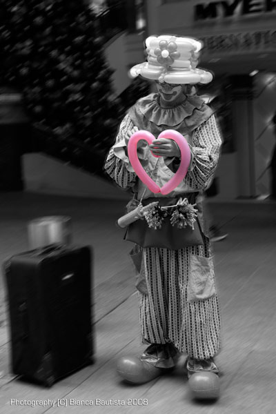 Clowns Need Love Too