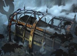 Grafdigger's Cage, by Daniel Ljunggren