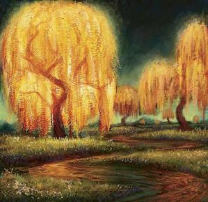 Grove of the Burnwillows, by David Hudnut